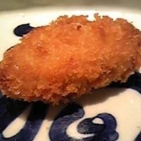 倉橋島産牡蠣フライ