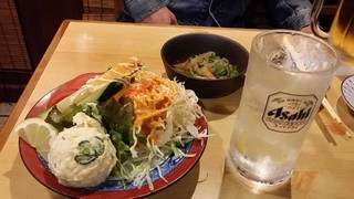 野菜サラダセット