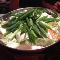 絶品四万十鶏と九条葱の生姜でぽかぽか塩鍋