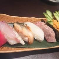 寿司7巻盛り