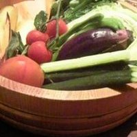 おまかせ生野菜盛り合わせ