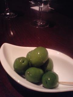 シチリア産オリーブ