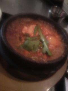 牡蠣純豆腐