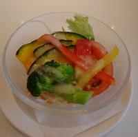 彩りサラダ