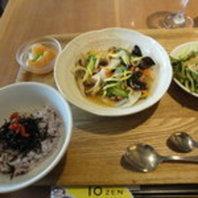 薬膳野菜定食