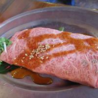 国産黒毛牛サーロインステーキ