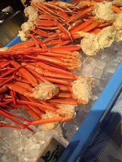 【飲み放題付★蟹と料理食べ放題コース 】一品料理10種類以上も食べ放題!