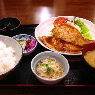 豚ロース味噌焼