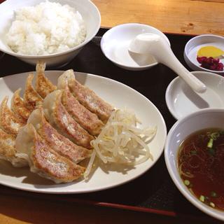 浜松餃子中定食