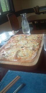 みのり風ピザ