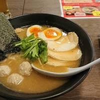 特製濃厚鶏そば(黒)