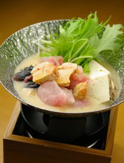 柚子胡椒仕立て あんこう鍋