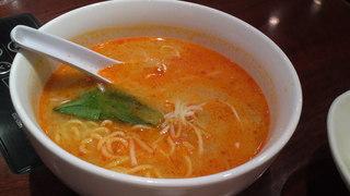 ミニ坦々麺/MKレストラン土井店