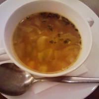 7種野菜のスープ
