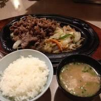 肉の万世北浦和店