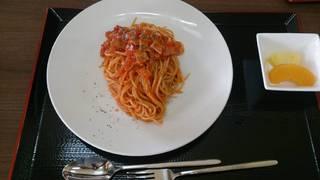 パスタトマト風味