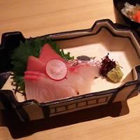 本日の鮮魚3品盛り合わせ
