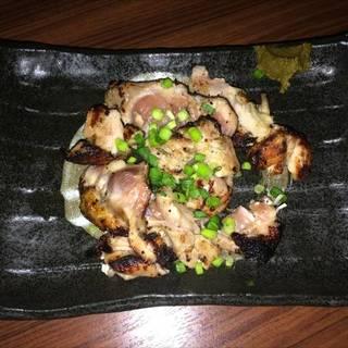 地鶏のタタキ