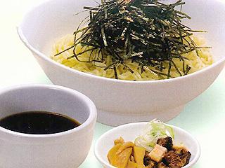 海苔つけめん(タレ4種) 麺大盛無料