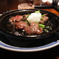 桜肉ステーキ
