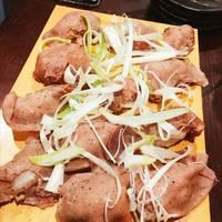 知覧鶏&牛タン食べ比べコース