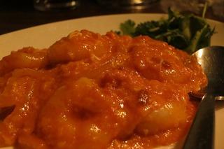海老のサンバルソース炒め