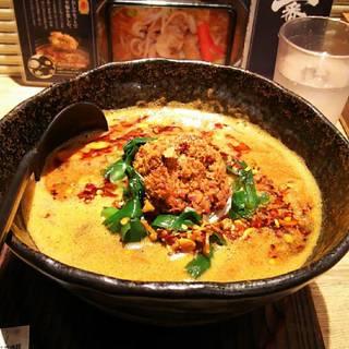 辛いどろ味噌麺