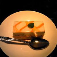 グリーンカレーのチーズフォンデュコース