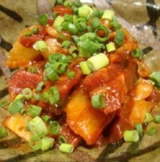 桜肉キムチ