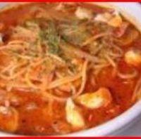 真夜中のスープスパゲッティー
