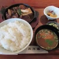 猪小鍋定食B