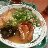 広島角煮ラーメン