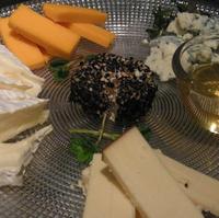 おすすめチーズの盛り合わせ