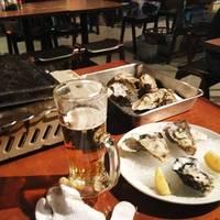 牡蠣のがんがん焼き