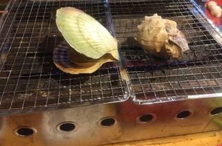 海鮮バーべキュー80分食べ放題