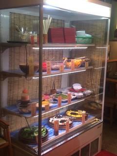 食べ放題メニュー デザート&フルーツ&お野菜コーナー