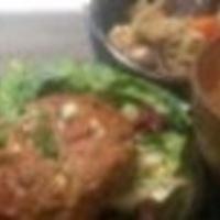 今週のkawara和定食 チーズハンバーグ