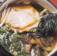 ぼっかけ炭食麺