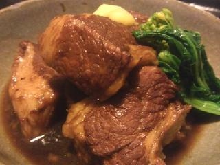 豚の角煮/割烹しんはま