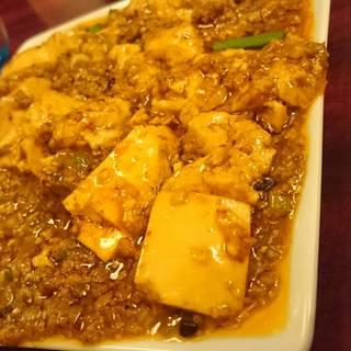 琥珀麻婆豆腐