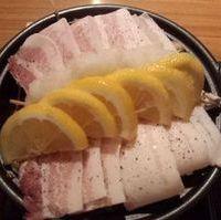 豚肉のおろしレモン蒸し