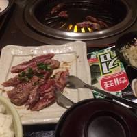 中落ちカルビ¥800(普通盛り)