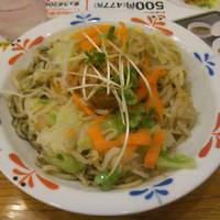 夏とく冷やし麺(黒酢黒ゴマ)