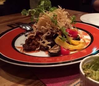 牛リブロースのタンピコ風ステーキ