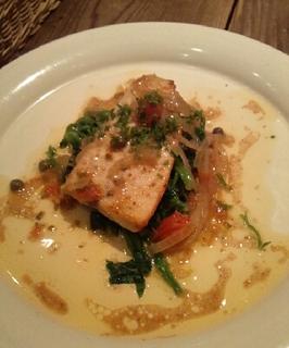 ランチ 魚料理