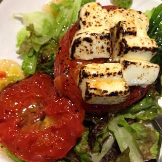 トマトチーズ焼き