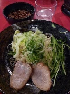 ミニつけ麺
