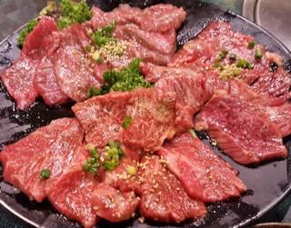 お肉だけ盛り合わせ