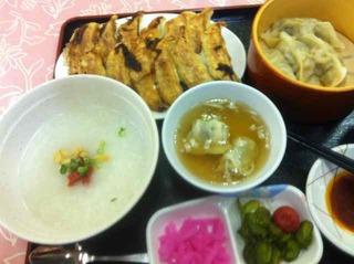 焼き餃子 食べ放題コース