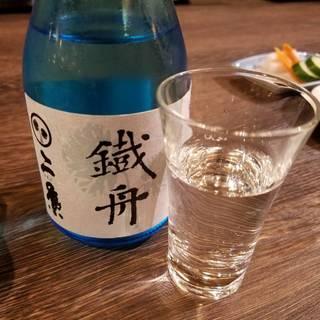 鐡舟 純米吟醸